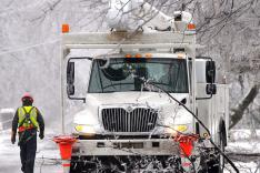 Power trucks and other mobile assets need always up communications