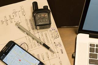 An Inside Look: GSatMicro - Mobile application